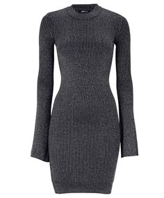 ❤❤Mina strikket kjole, 349 NOK