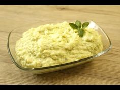 Helathy Food, Zucchini Salad, Romanian Food, Candida Diet, Mayonnaise, I Foods, Guacamole, Clean Eating, Food And Drink