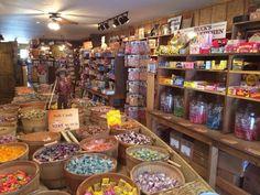 Huck's General Store - Blue Ridge, GA - Kid friendly activity reviews - Trekaroo