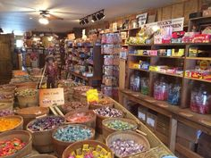 Huck's General Store - Blue Ridge, GA - Kid friendly activity reviews - Trekaroo