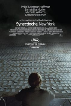 Synecdoche, New York - Charlie Kaufman, 2008. --> Thanks to Roger Ebert for making it impossible for me to not watch this when he named it his absolute favourite of the decade. I probably spent Year 11 mesmerised trying to decipher what it meant. Really articulates the state of today's common man and the complex tangent that we took the nuclear family model to. I probably had the image of the burning house in my head for months.