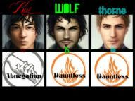 The Lunar Chronicles, Divergent cross-over!