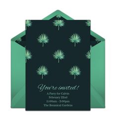 "Check out this free invitation design called ""Succulents."" Trendy online invitation that you can personalize and send via email. Perfect for a beautiful spring party. Free Party Invitations, Online Invitations, Engagement Party Invitations, Digital Invitations, Adult Birthday Party, Birthday Party Themes, Birthday Ideas, Free Birthday, 30th Birthday"