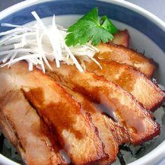 Bloggang.com : เต่าญี่ปุ่น : หมูต้ม (ตุ๋น) ซีอิ๊วญี่ปุ่น - ชาชู ( Chasyu )