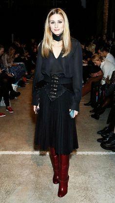 #Chockers: A #tendência das #Gargantilhas - #trends #celebs #fashion #90s #back #OliviaPalermo