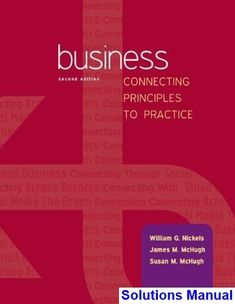 Business 12th edition free ebook share computer ebooks free solutions manual for business business connecting principles to practice 2nd edition by nickels fandeluxe Gallery