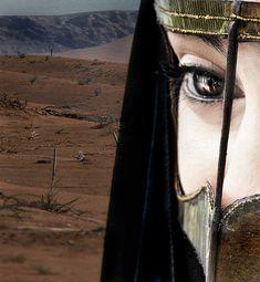 Iqbal the desert troll Objectification Of Women, Arabian Beauty Women, Hijab Niqab, Arab Women, Islamic Clothing, Disney Wallpaper, Portrait Art, Artwork, Blog