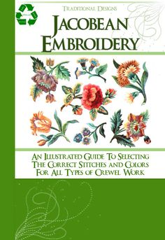 Learn What Stitches Colors and How To Use Them with by HowToBooks, $3.99