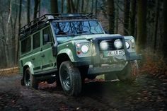 Land Rover Defender 110 Blaser Edition
