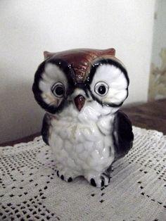 Vintage owl.
