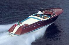 Riva Aquarama- the most beautiful boat ever made