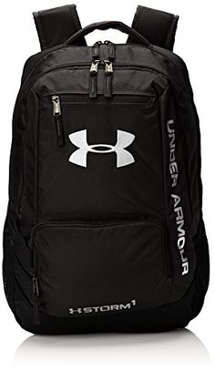 Under Armour Hustle II Backpack, Black, One Size Under Armour http://www.amazon.com/dp/B00OL52B4I/ref=cm_sw_r_pi_dp_8DXZvb09Y50WM