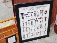 TireBouchons de Collection, Corkscrew Art, Vintage Corkscrews, Wine Drinker, Wine Lover Gift, Wine Decor, Barware, Drinkware, Dude Find by MaxsUniquities on Etsy