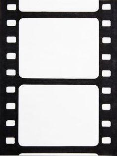 """Résultat de recherche d'images pour """"invitation sur le theme du cinema en bricolage"""""""