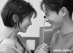 Jung So Min and Lee Joon