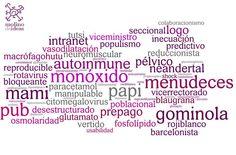 Gominola, logo, pochar: las palabras que la RAE no admite   Cometario