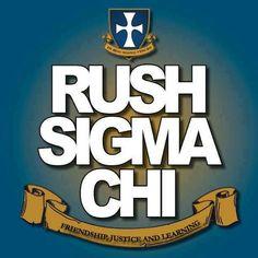 Rush Sigma Chi