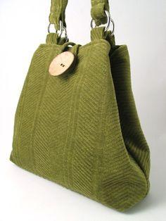 Handmade Shoulder Bags Pinterest 52