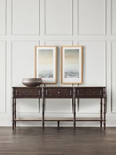 Hooker Furniture Bamboo Console 5573-85001-DKW