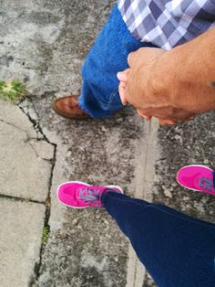 walk with love ones
