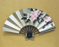 Japanese hand made fan
