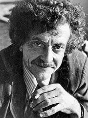 "Kurt Vonnegut  ""So it goes."""