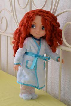 Adorable disney Animator Merida doll