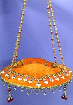 Krishna Jhula Design - Janmashtami Decoration Ideas