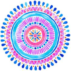 Imagen de mandala, background, and wallpaper