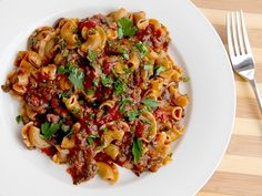 "VEGAN MUSHROOM BOLOGNESE - ""... create a 100% meat-free sauce that benefits from a long, slow braise, and produces an end result that is every bit as rich, hearty, a deeply flavorful..."""