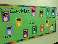 Planning for Bulletin Boards   All for the passion of music