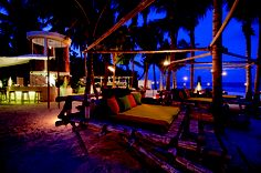 Jumeirah Dhevanafushi Resort, Maldives - Mumayaz Restaurant