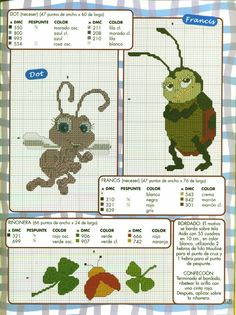 A Bugs Life Characters 2/6