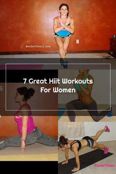 19-Minute-HIIT Melissa Bender, Hiit, Fit Women, Workout, Work Out, Fitness Women, Athletic Women