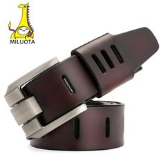 Designer Belts Men High Quality Genuine Leather Belt for Men Luxury  Cincture Home Military Style Leather 73c37b2f8e2