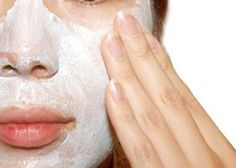 Softening and tightening home-made face mask using an egg, honey, and apple cider vinegar. - Works like a charm.