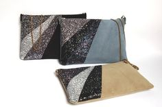 "Chouette Fille - ""Glitter"" bags"