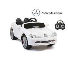 Mercedes Slr Mclaren Battery Kids Ride On Electric Child Toy