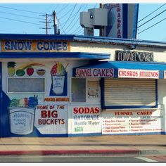Raspada Time in East LA