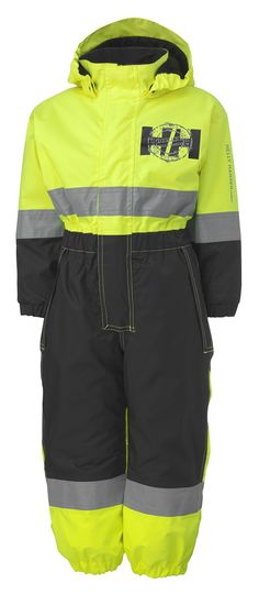 Helly Hansen Homme Alna Durable High-Vis construction Workwear Suit