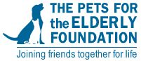 The Pets for the Elderly Foundation is a 501(c)3 non-profit charity that pays a portion of the adoption fee, when a senior citizen (persons age 60+) adopts a companion pet from one of our 52 participating shelters in 29 states