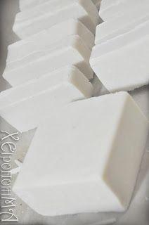 Χειροποίημα: Φτιάξε αγνό σπιτικό σαπούνι Homemade Soap Recipes, Homemade Gifts, Aromatherapy Recipes, Beauty Recipe, Home Made Soap, Natural Cosmetics, Soap Making, Etsy Handmade, Diy And Crafts