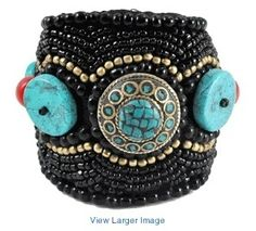 4mm//Bead Single Wrap DEW Drops Reconstructed Turquoise Agate Crystal Leather Wrap Bracelet