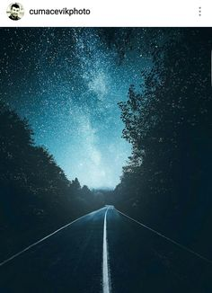 Self~Empowerment: Today's Positive Statement– - Edward Charfauros Night Sky Stars, Night Skies, Serenity Now, What Image, Night Aesthetic, Star Sky, Fantasy Landscape, Outdoor Photography, Landscape Photography