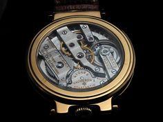 1931 VACHERON & CONSTANTIN - GENEVE, SWITZERLAND Vintage GOLD Watch OBSERVATORY PRECISION CHRONOMETER