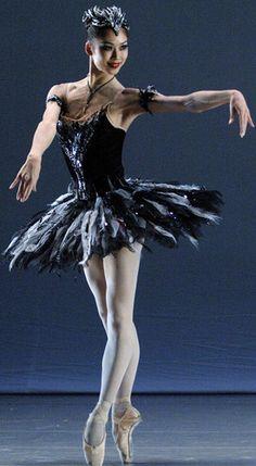Shoko Nakamura, principal dancer with the Staatsballett BerlinBallet  @Vostit Video Email