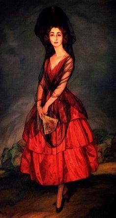 Adela dress Inspiration (Christie's Paris Auctions Pieces Designed by Armand Albert Rateau)