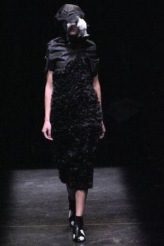 Comme des Garçons Spring 2009 Ready-to-Wear Fashion Show