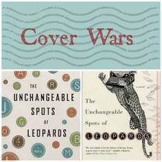 Cover Wars - The Unchangeable Spots of Leopards