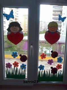 23 Nisan Ulusal Egemenlik ve Çocuk Bayramı süslemelerimiz ...